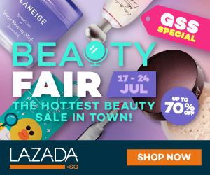 Lazada (SG) - Beauty Fair